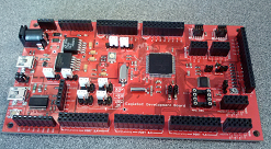 EagleSoC Development Board (V0.1)